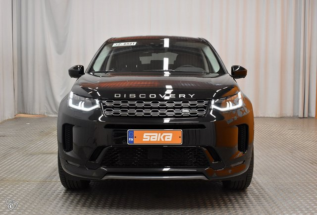 Land Rover Discovery Sport 2