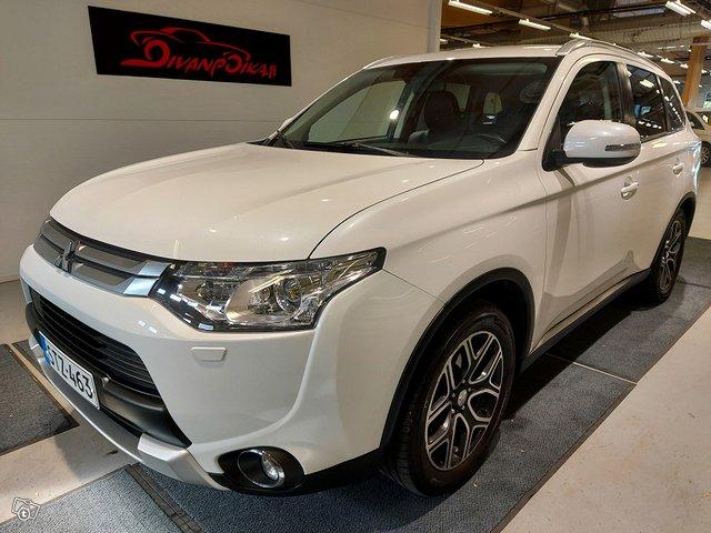 Mitsubishi Mitsubishi Outlander