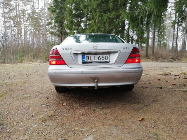 Mercedes-Benz S 320 4