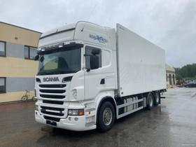 Scania R560 6x2 Euro 5 + RETARDER + CARRIER MULTIT, Kuljetuskalusto, Työkoneet ja kalusto, Helsinki, Tori.fi