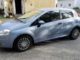 Fiat Grande Punto, Autot, Kemi, Tori.fi
