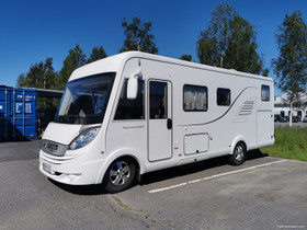 Hymer Varattu B 678, Matkailuautot, Matkailuautot ja asuntovaunut, Rovaniemi, Tori.fi