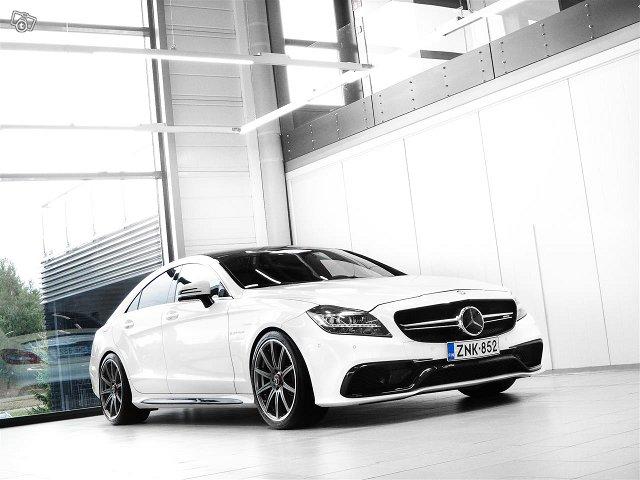 Mercedes-Benz CLS 63 AMG, kuva 1