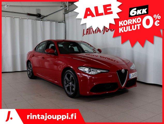 Alfa Romeo Giulia, kuva 1