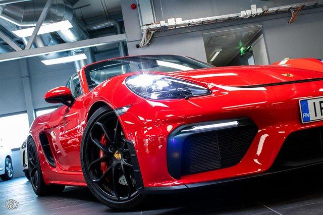 Porsche Boxster 22
