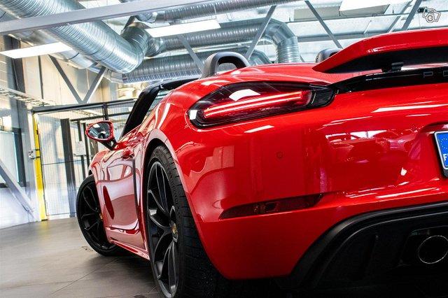 Porsche Boxster 23