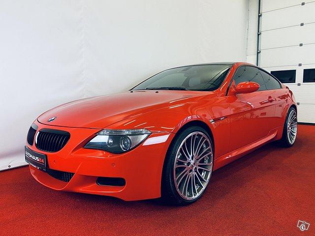 BMW M6 3