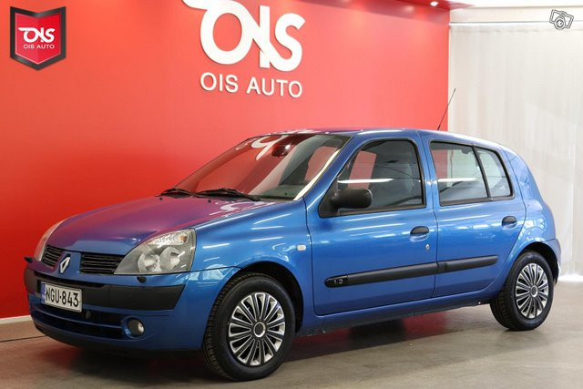 Renault Clio, kuva 1