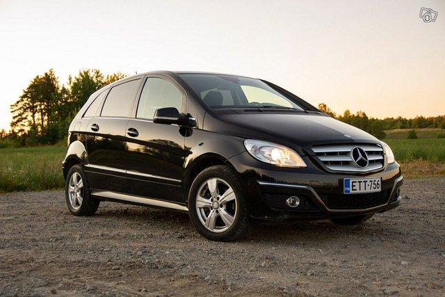 Mercedes-Benz B 170, kuva 1