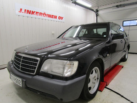 Mercedes-Benz S, Autot, Savonlinna, Tori.fi