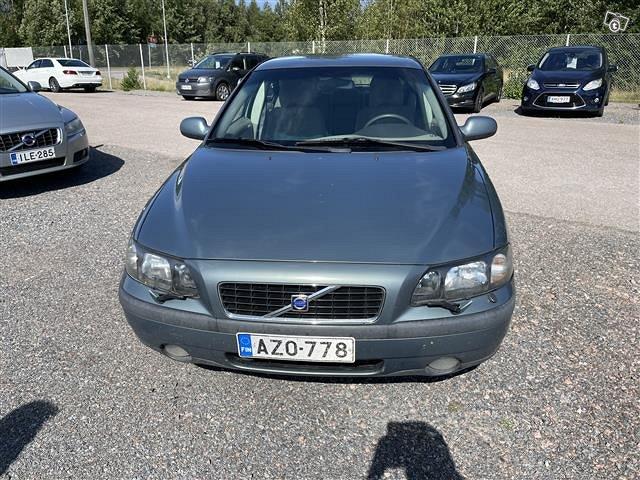 Volvo S60 3