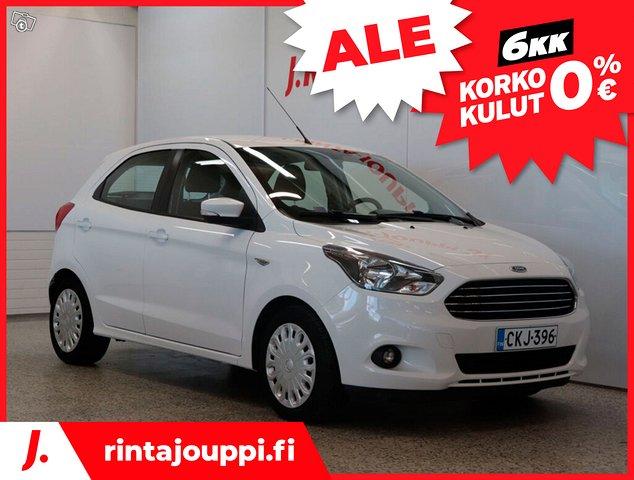 Ford KA+, kuva 1