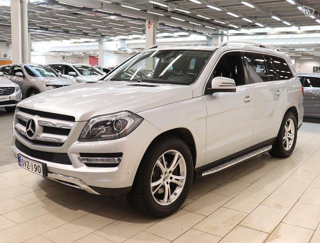 Mercedes-Benz GL 4