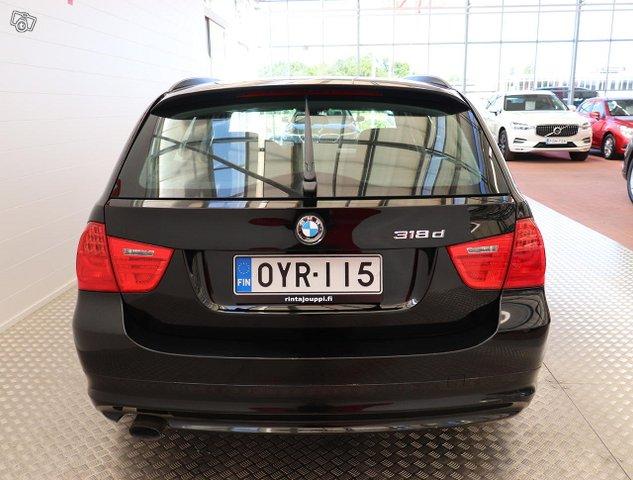 BMW 318d 6