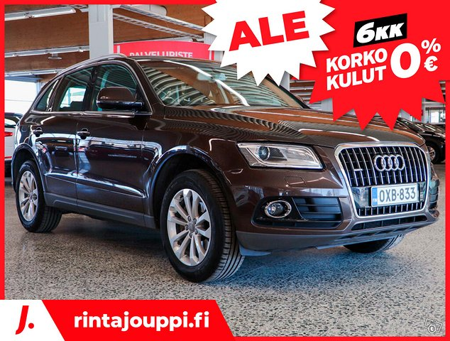 Audi Q5 1