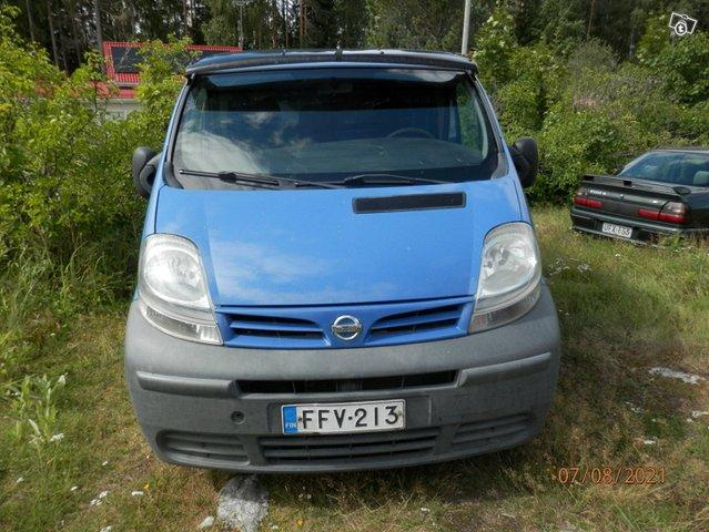 Nissan Primastar, kuva 1
