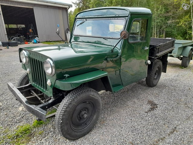 Jeep Willys 6
