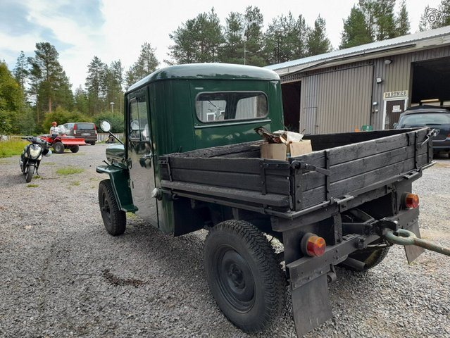 Jeep Willys 4