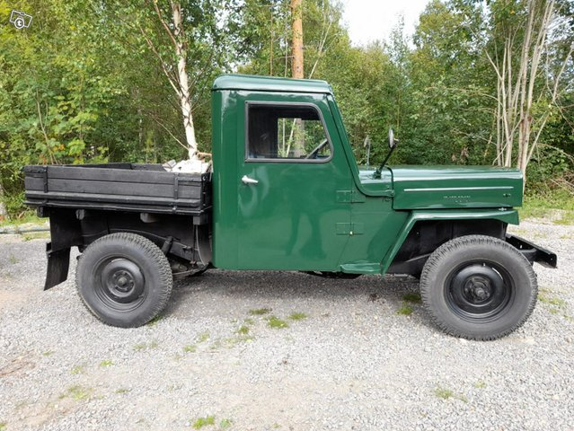 Jeep Willys 5
