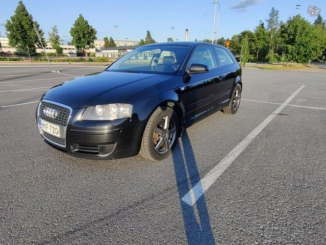 Audi A3 1