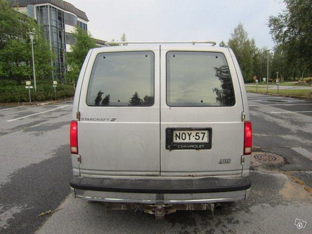 Chevrolet Astro 8