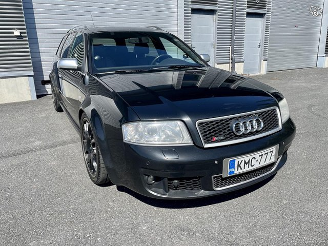 Audi RS6 4