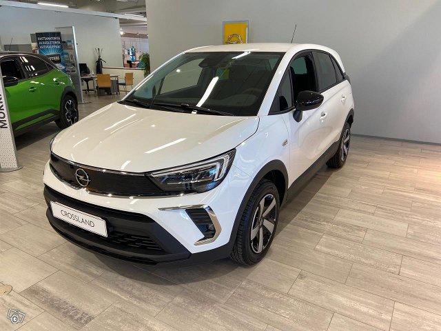 Opel CROSSLAND, kuva 1