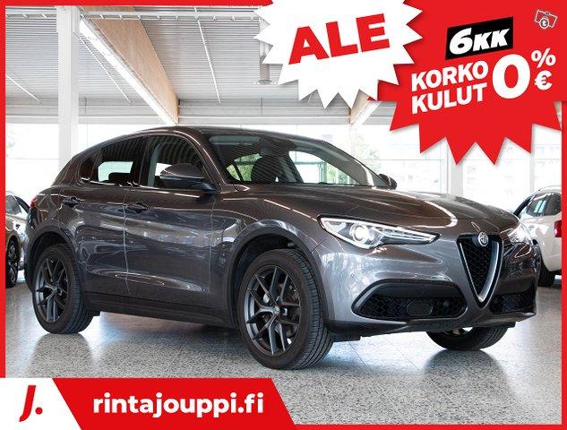 Alfa Romeo Stelvio 1