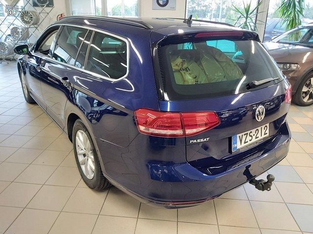 Volkswagen, VW PASSAT 7