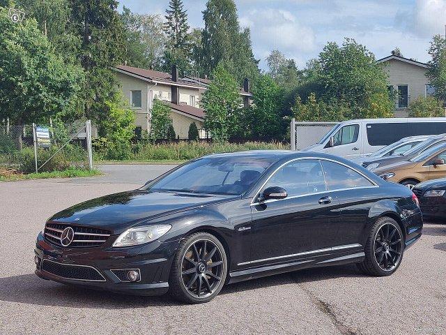 Mercedes-Benz CL 63 AMG 2