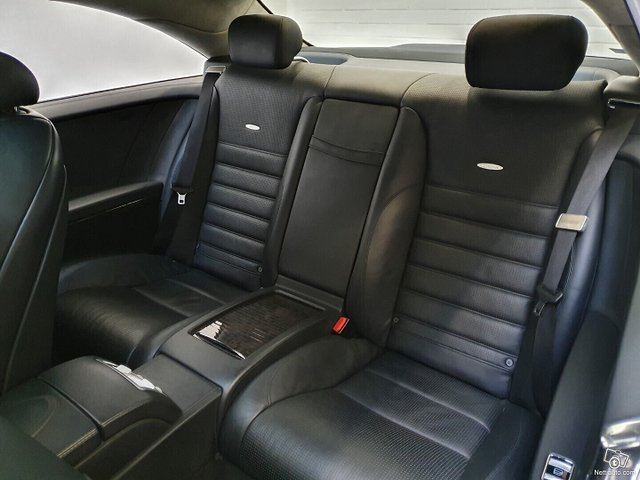 Mercedes-Benz CL 63 AMG 24