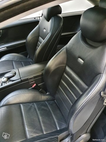 Mercedes-Benz CL 63 AMG 25