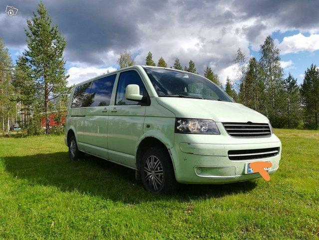 Volkswagen Caravelle, kuva 1