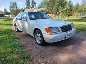 Mercedes-Benz S-sarja, Autot, Loviisa, Tori.fi