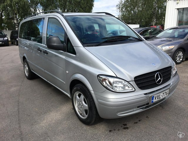 Mercedes-Benz Vito 115CDI 8-paikkainen