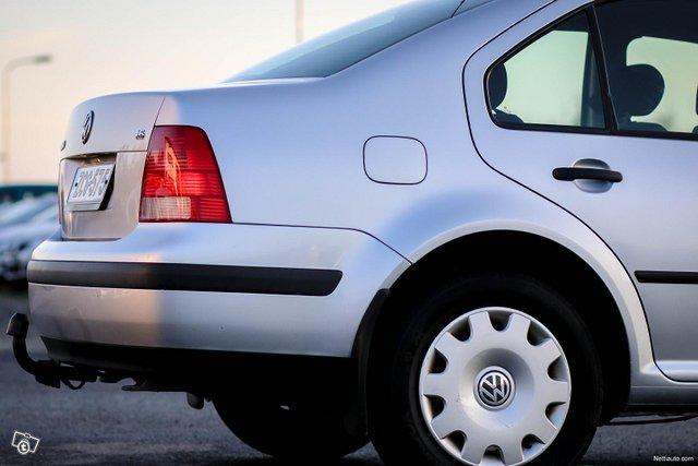 Volkswagen Bora 9