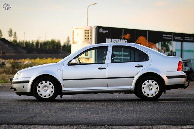 Volkswagen Bora 13