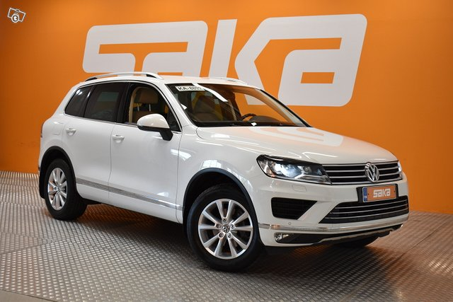 Volkswagen Touareg, kuva 1