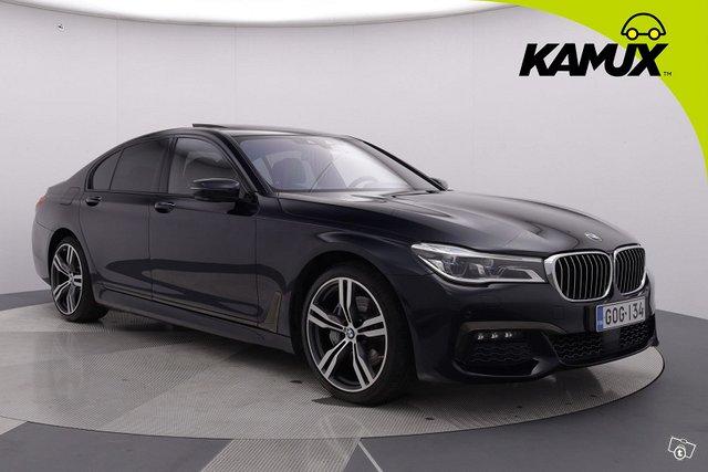 BMW 730, kuva 1