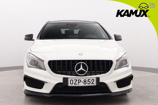 Mercedes-Benz CLA 45 AMG 9