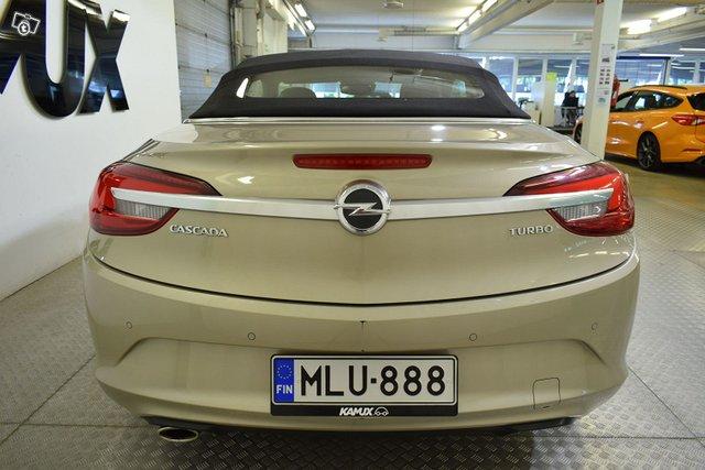 Opel Cascada 5