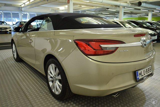 Opel Cascada 6