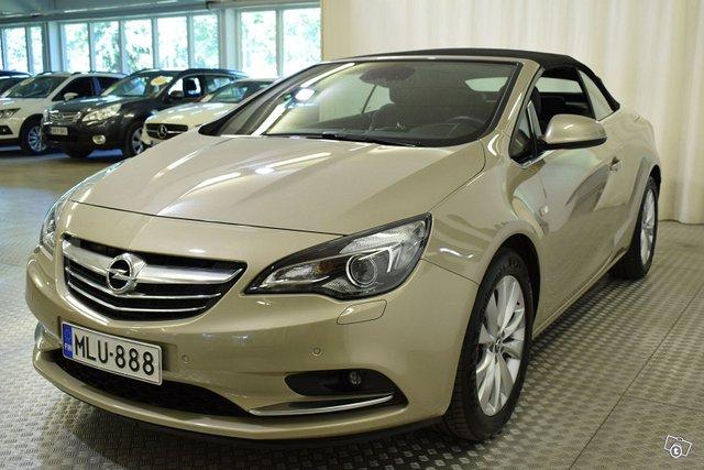 Opel Cascada 7