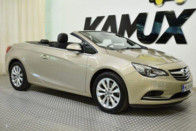 Opel Cascada 9