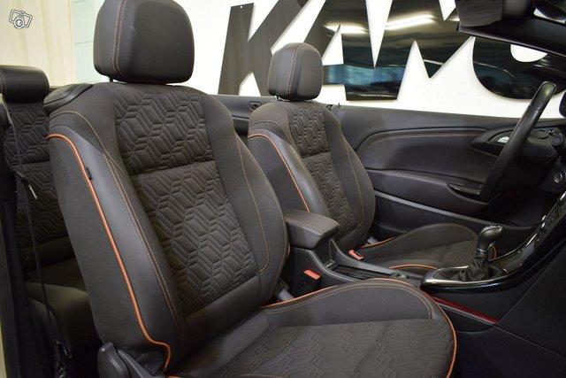 Opel Cascada 12