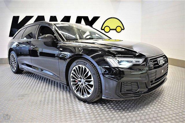 Audi A6 1