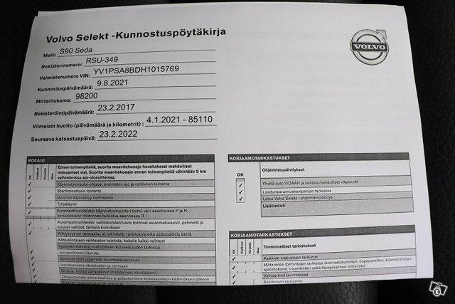 Volvo S90 22