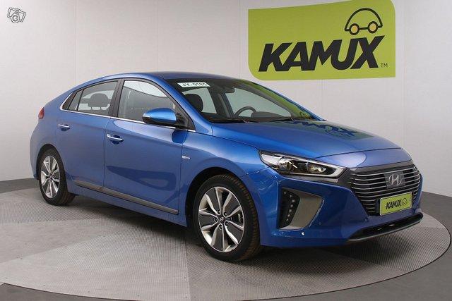 Hyundai Ioniq Hybrid, kuva 1