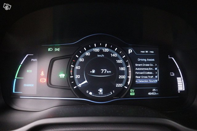 Hyundai Ioniq Hybrid 16