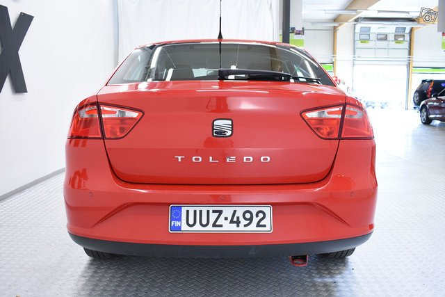 Seat Toledo 8